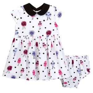 Kate Spade New York - Kimberly Dress & Bloomer Set